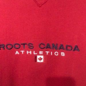 Roots Canada Warm and Compfy Sweatshirt